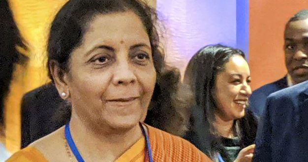 Finance Minister Nirmala Sitharaman Hints At More Sops For Housing Sector