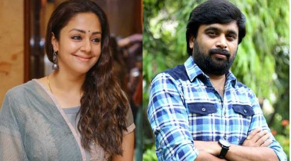 Jyothika and Sasikumar to team up for director R Saravanan's film?