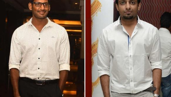 Vishal's next with Anand Shankar?