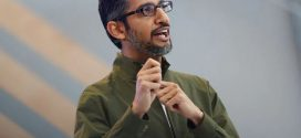 Google's Sundar Pichai To Replace Larry Page As CEO Of Parent Company Alphabet