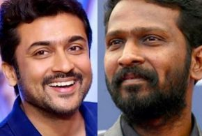 Suriya and Vetrimaaran's film titled 'Vaadivaasal'?